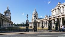 In Greenwich London Itsallbee