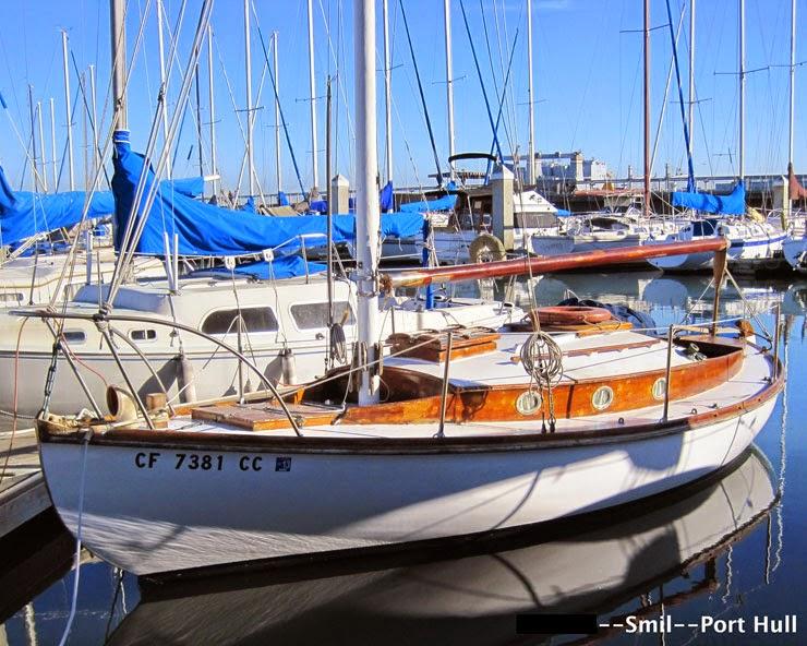 Wooden Boat Finder: 2014