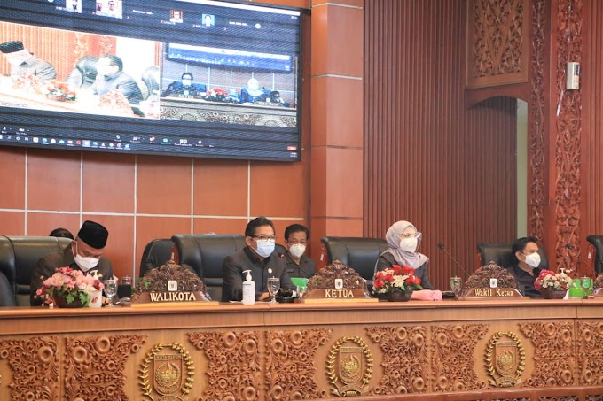 Komisi DPRD Kota Depok Sampaikan Pokir