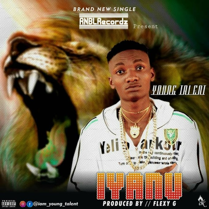 Music:Young Talent_Iyanu