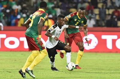 مشاهدة مباراة الكاميرون وغانا بث مباشر اليوم 08-11-2019 في كأس الامم الأفريقية تحت 23 سنة