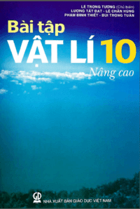 Bài Tập Vật Lí 10 Nâng Cao - Lê Trọng Tường