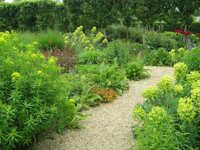 Ogród Kwiatowy w Loseley Park