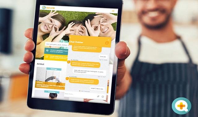 Ini Dia Manfaat Aplikasi SehatQ.com Untuk Anda