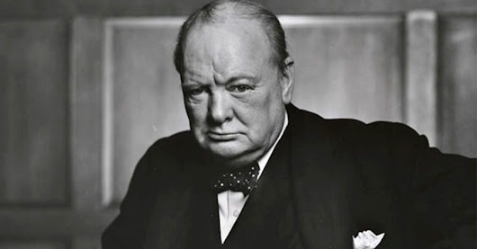 Obituário: Sir Winston Churchill