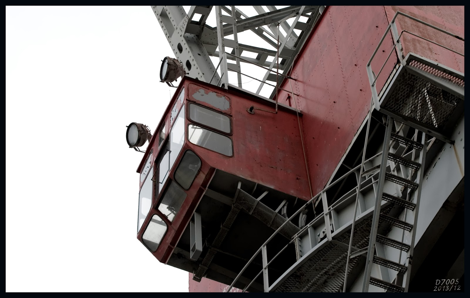 VALOKUVAUS: Helsinki - hietalahden telakka