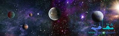 صور مناظر طبيعيه عن الكون
