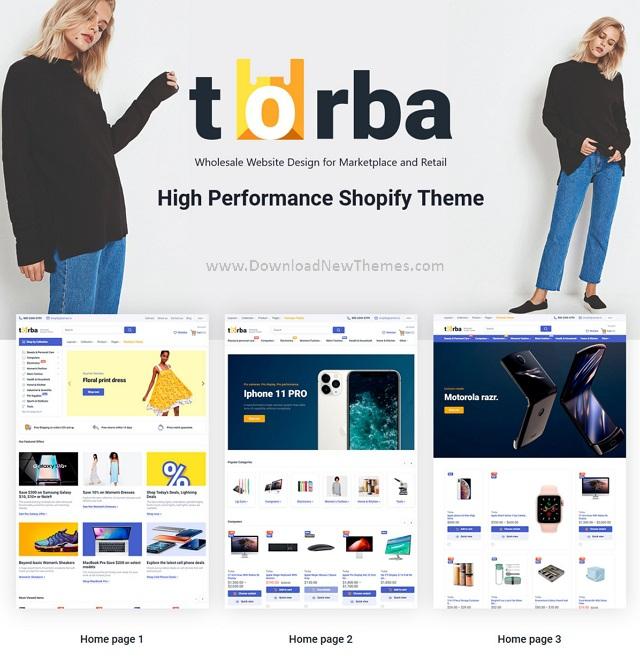 Torba Shopify Theme