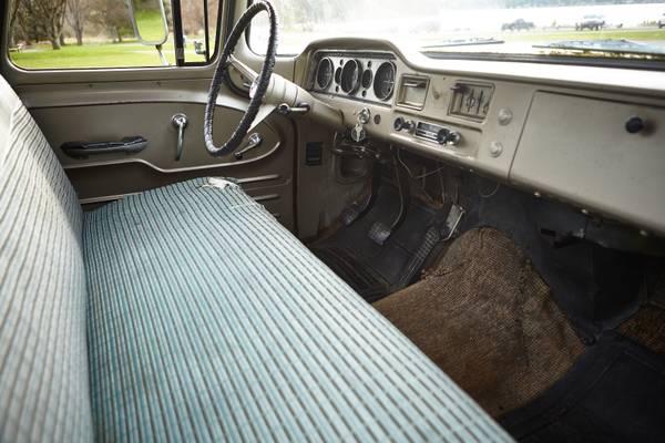 1963 Gmc 1 2 Ton Pickup Truck Auto Restorationice