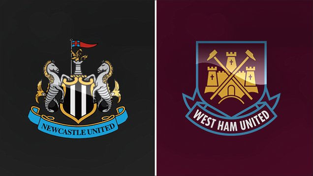 NEWCASTLE UNITED VS WEST HAM HIGHLIGHTS AND FULL MATCH