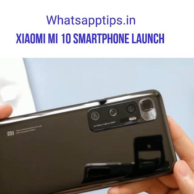 Xiaomi MI 10 Ultra smartphone launch jaaniye specification and online price.
