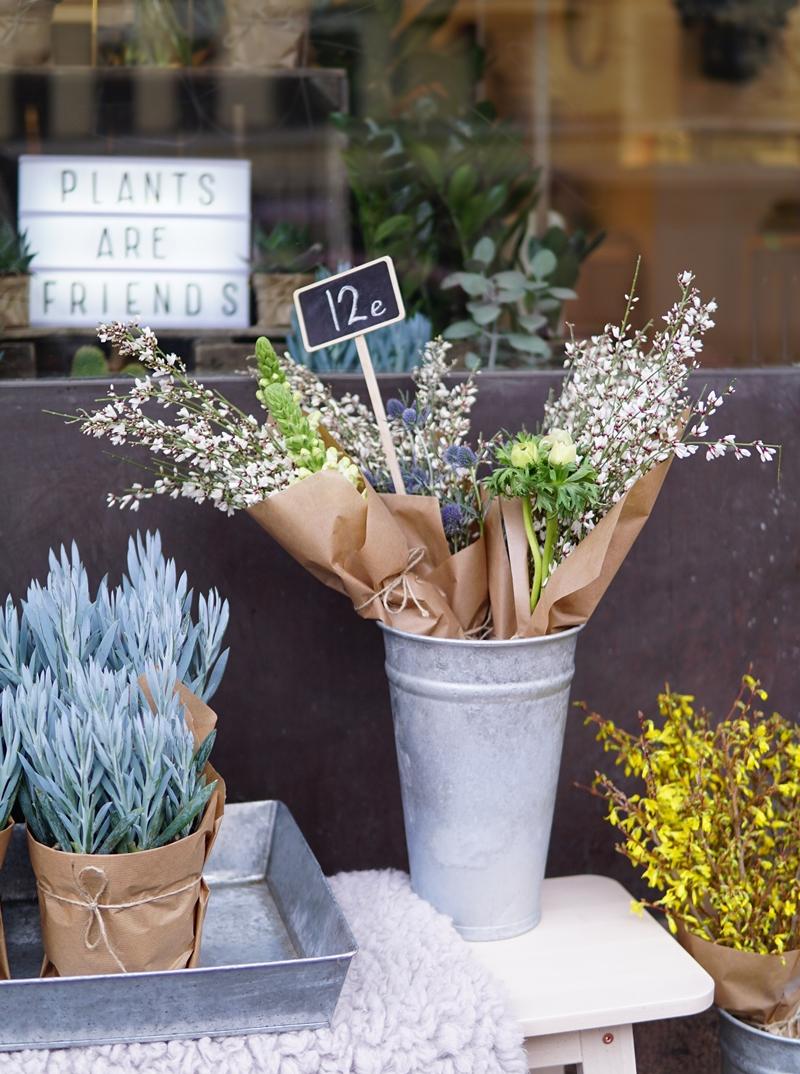 Wild things, kukkakimppu, kukkakauppa