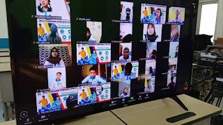 Masa Pengenalan Lingkungan Sekolah SMK TI Bali Global Badung 2021 2022