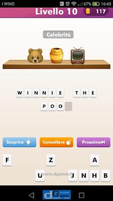 Emoji Quiz soluzione livello  10