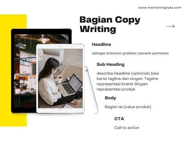 bagian copywriting