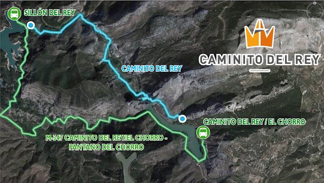 Ruta Caminito del Rey, Málaga, España