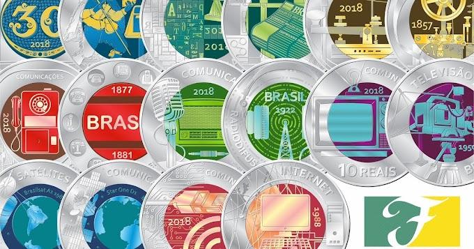 E O NIÓBIO É DE QUEM? – O mundo cunha belíssimas moedas, enquanto o Brasil só observa! Até quando?