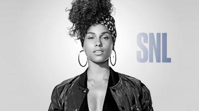 """Alicia Keys """"In Common"""" on SNL"""