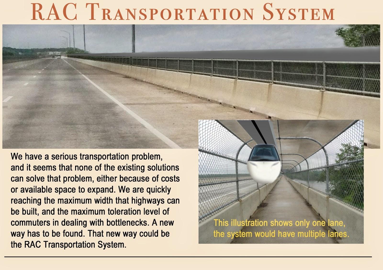 RAC Transportation System