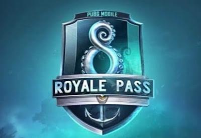Sepertinya detail pertama tentang PUBG Mobile Season  Bocoran PUBG Mobile Season 8 Royale Pass