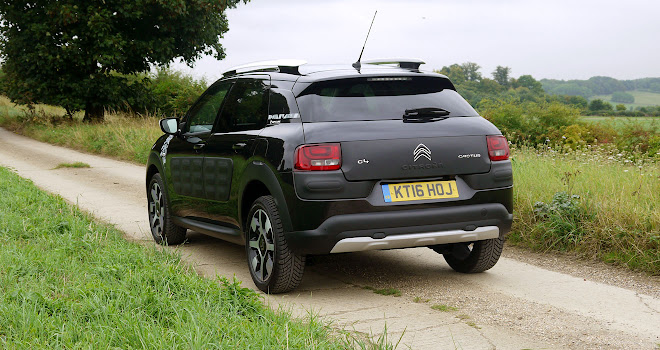 Gripping Yarns Citroen C4 Cactus Rip Curl Edition