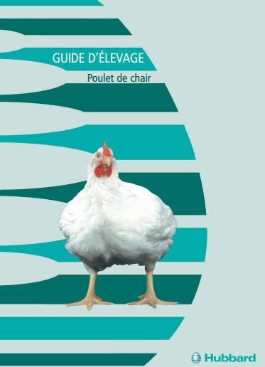 Guide d'élevage poulet de chair (hubbard) - WWW.VETBOOKSTORE.COM