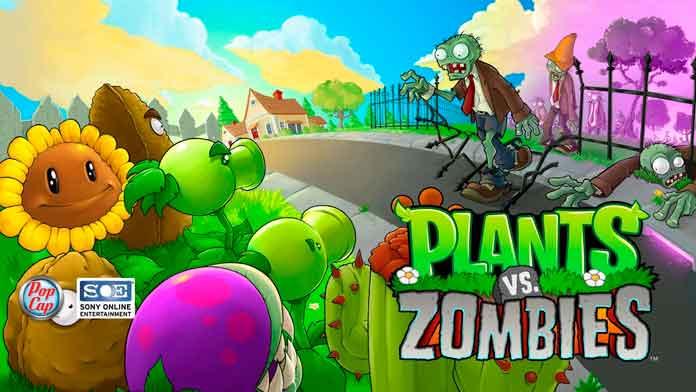 Plants Zombies