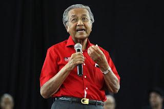 Kecoh 'Nothing To Hide 2.0', Gambaran Malaysia Ditadbir Pembangkang