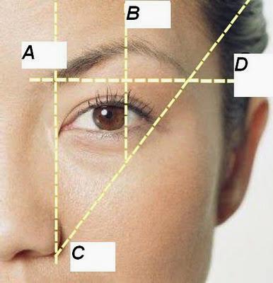 Truques para evitar erros na sobrancelha