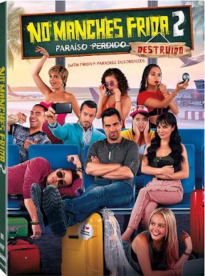 No Manches Frida 2 [2019] [DVD R1] [Latino]