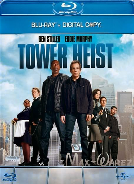 Tower Heist 2011 Hindi Dubbed Dual BRRip 720p