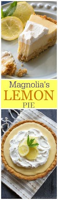 Magnolia's Lemon Pie