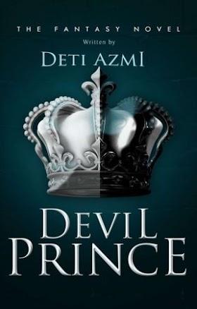 Download Novel Devil prince  | Dheti Azmi  PDF
