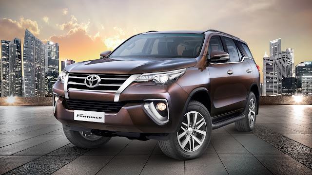 The All-New Toyota Fortuner Receives Over 10,000 Booking Orders