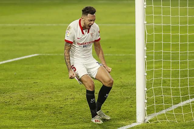 Crónica Sevilla FC 1 - Osasuna 0