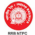 RRB Railway NTPC Admit Card 2019 |RRB NTPC CBT 1 exam date, city, center