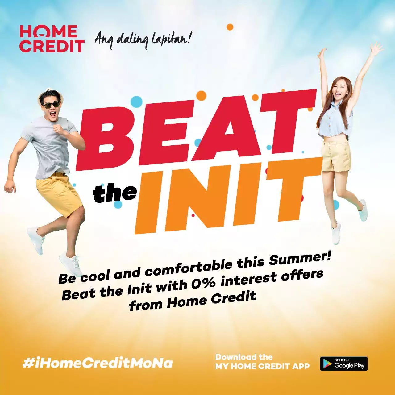 Beat the Init with Home Credit