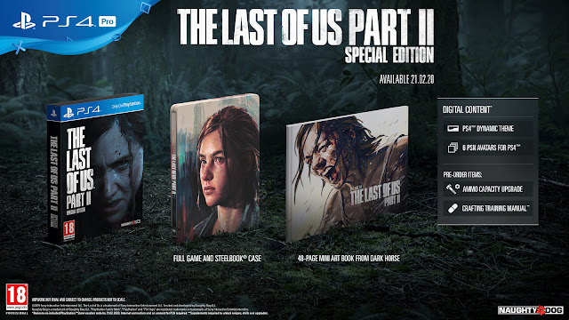 The Last of Us Part II: Special Edition