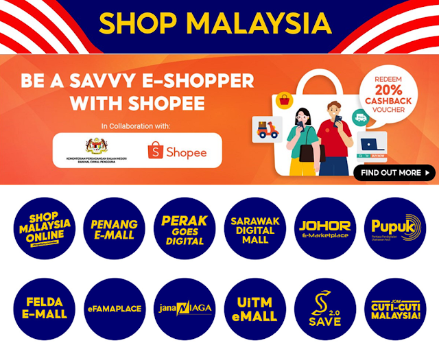 4. Shop Malaysia: