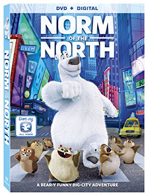 Norm Of The North 2016 Dual Audio 720p BRRip 800mb