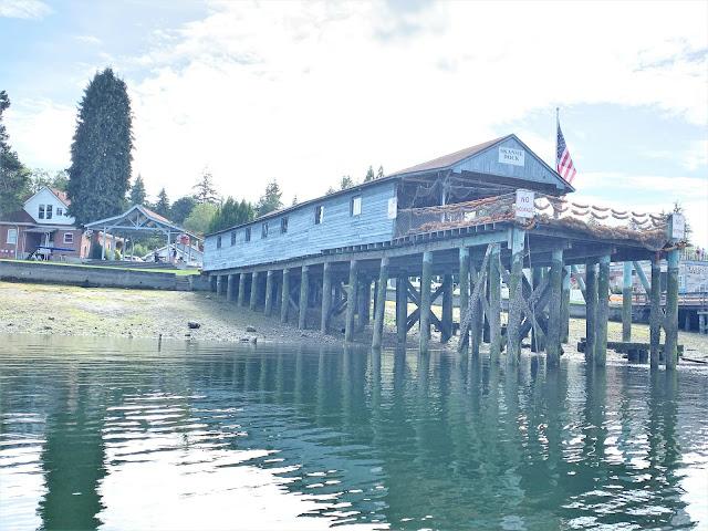 Scansieboathouse, Scansie, Gigharborwa, gigharborgondola