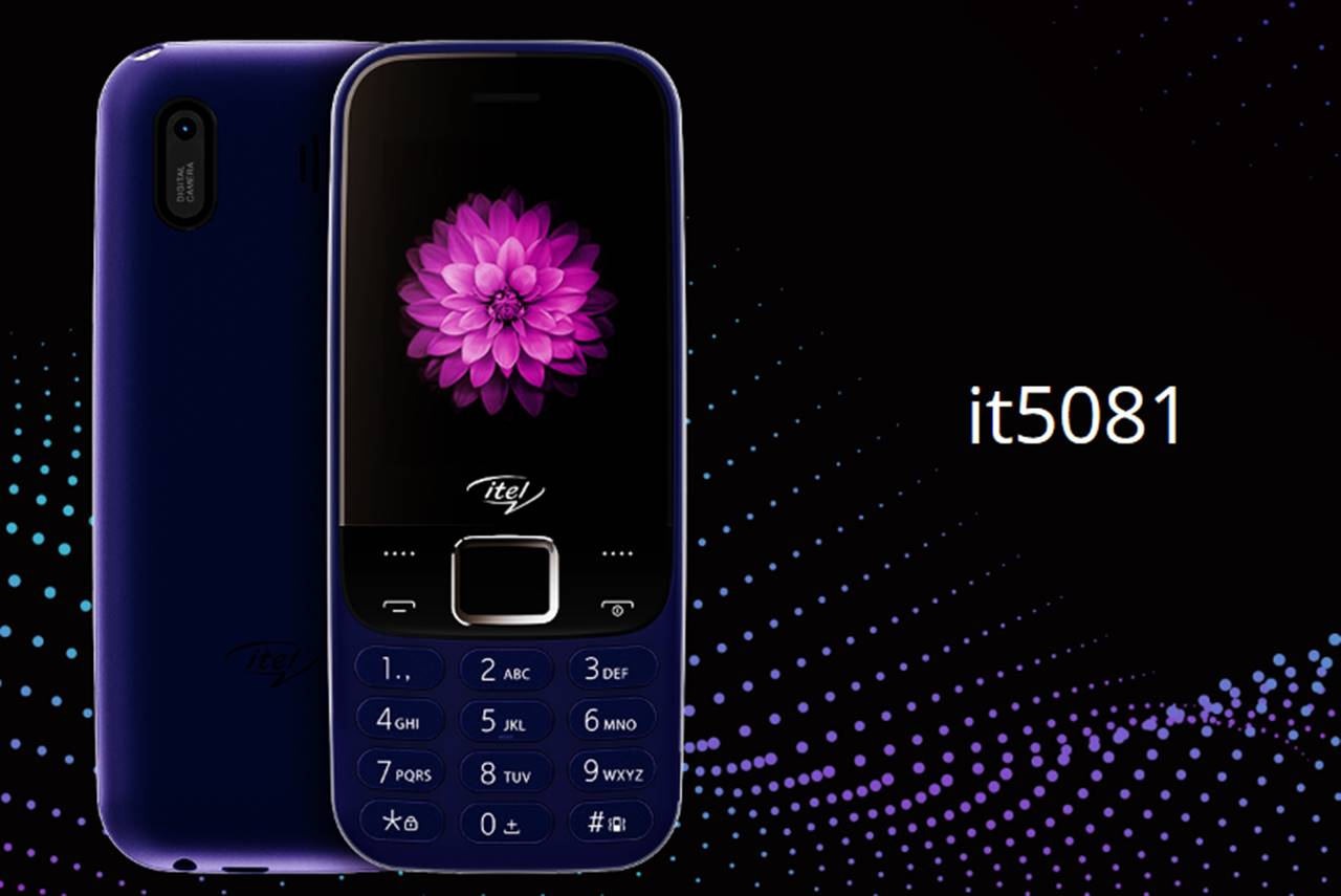 Itel it5081 price specs review where to buy