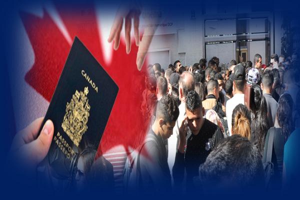 كندا تفتح أبواب الهجرة والتوظيف  للجزائريين