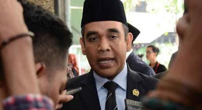 Pimpinan MPR Disahkan, Ahmad Muzani Absent