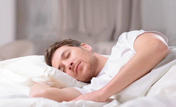 كيف تنام بهدوء في الليل