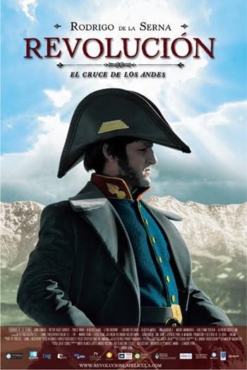 San Martín El Cruce De Los Andes (2011) DVDRip Latino