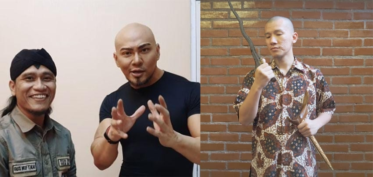 Deddy Corbuzier Masuk Islam Ustadz Felix Siauw