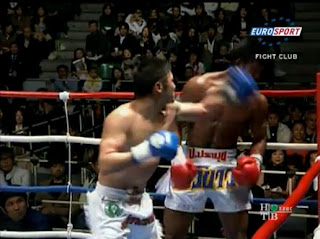 Buakaw Por. Pramuk vs Shinobu Amara K-1 World MAX 2007