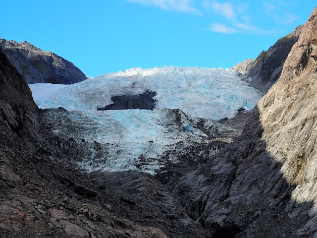 Franz Josef Gletscher, Neuseeland