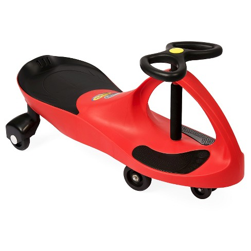 Plasma Car Ride On Toy - Red